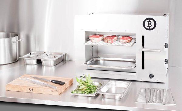 Profesjonalny grill gazowy Beefer XL Chef