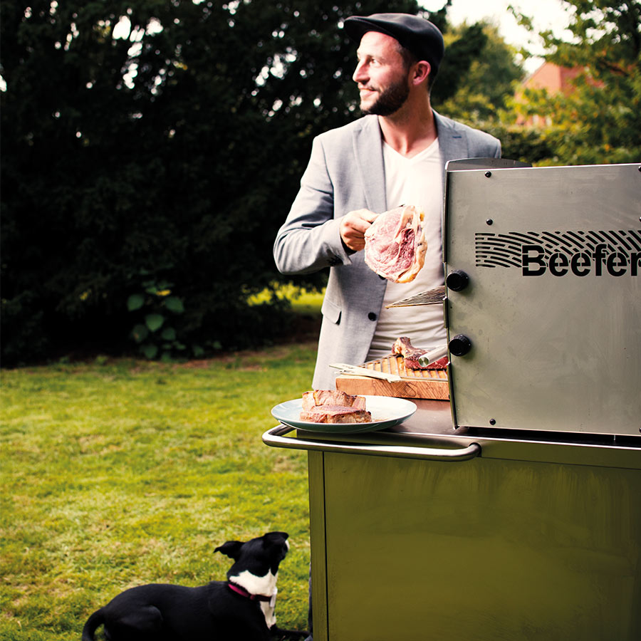 Beefer - grill ogrodowy