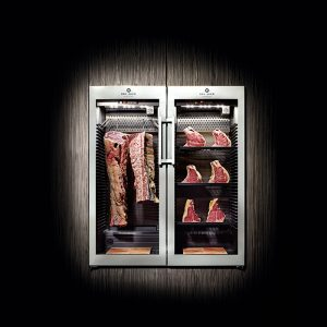 Szafy sezonujące wołowinę Dry Ager