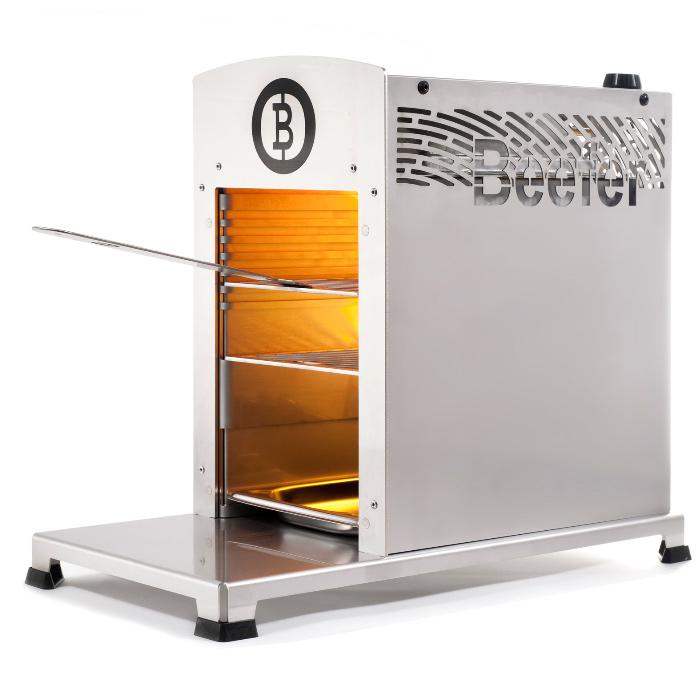 Grill gazowy do ogrodu Beefer One Pro