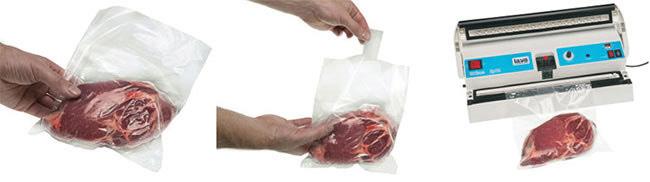 Dojrzewanie wołowiny w workach A-vac