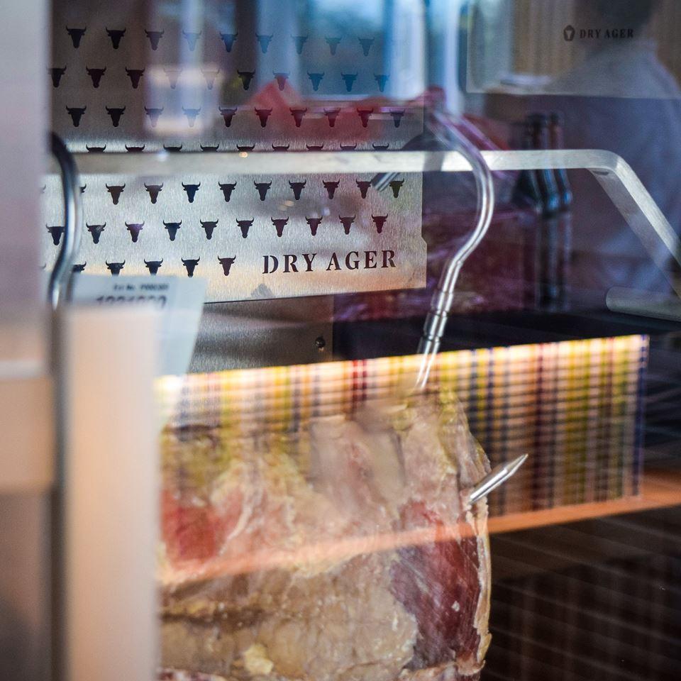 Dry Ager Dojrzewanie mięsa